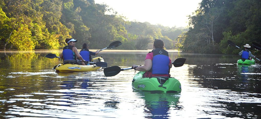 Kayaks Tucano