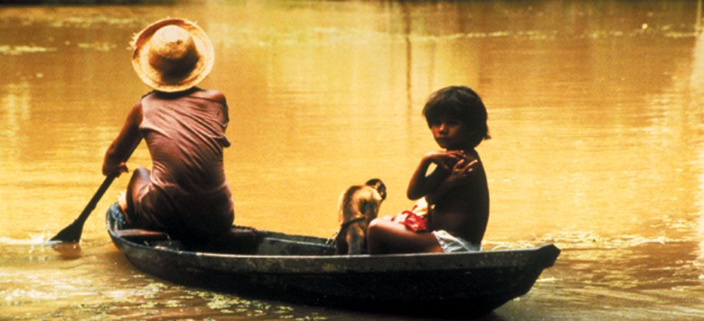 Canoa Macaco, Amazon River Cruise